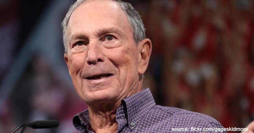 Michael Bloomberg - Inspiratif Ini 5 Miliuner Dunia Paling Banyak Berdonasi Atasi Corona