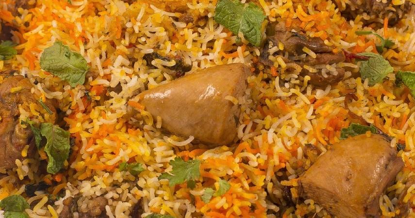 Nasi Biryani - India - Deretan Menu Takjil Khas di Berbagai Negara Sudah Pernah Coba