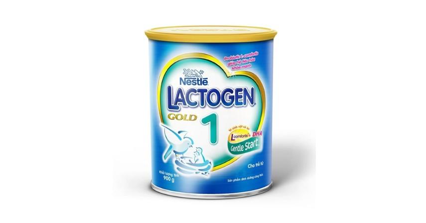 Nestle Lactogen 1 Gold - 8 Rekomendasi Susu Formula Bayi Terbaik beserta Jenisnya