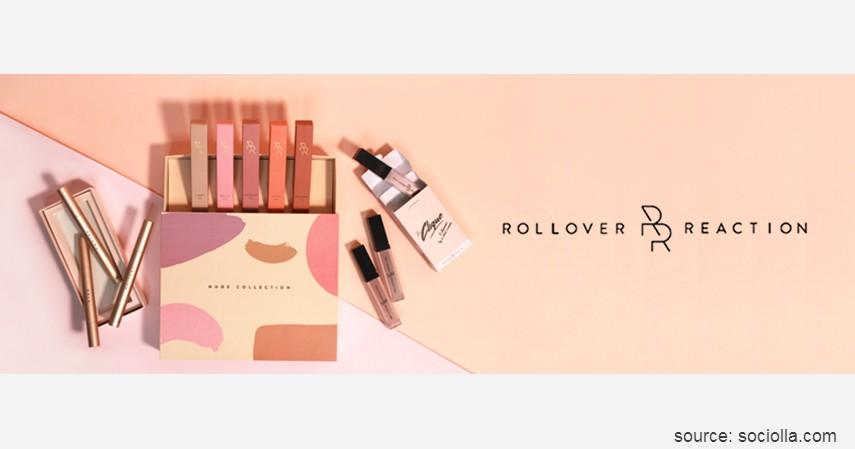Rollover Reaction - Brand Makeup Lokal Terbaik 2020 Sudah Coba yang Mana