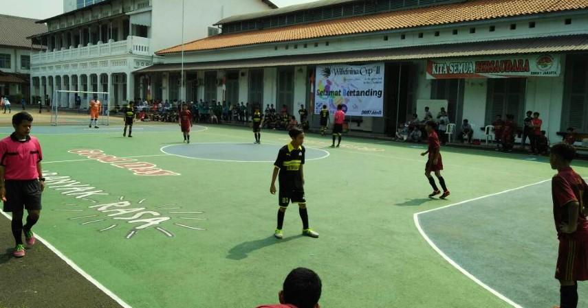 SMK Negeri 1 - Daftar SMK Teknik atau STM Terbaik di Jakarta Tahun 2020