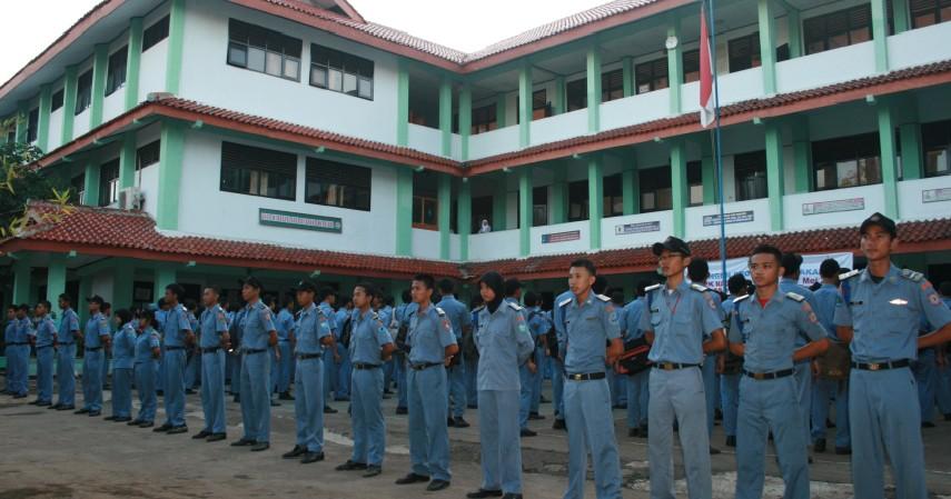 SMK Negeri 36 - Daftar SMK Teknik atau STM Terbaik di Jakarta Tahun 2020