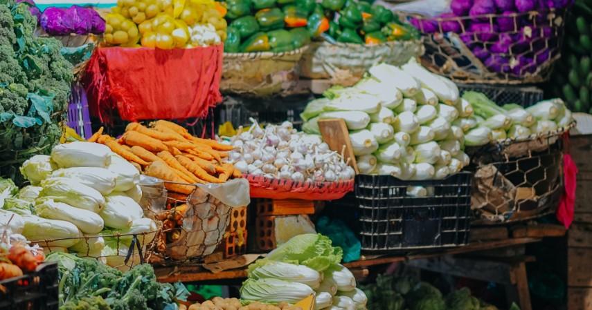 Sayuran - Menggiurkan Ini Ide Bisnis Pesan Antar di Bulan Ramadan