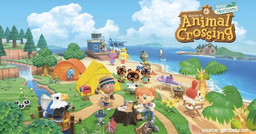 Seri Terbaru Game Animal Crossing New Horizons - Mengenal Game Animal Crossing beserta Fakta Menariknya