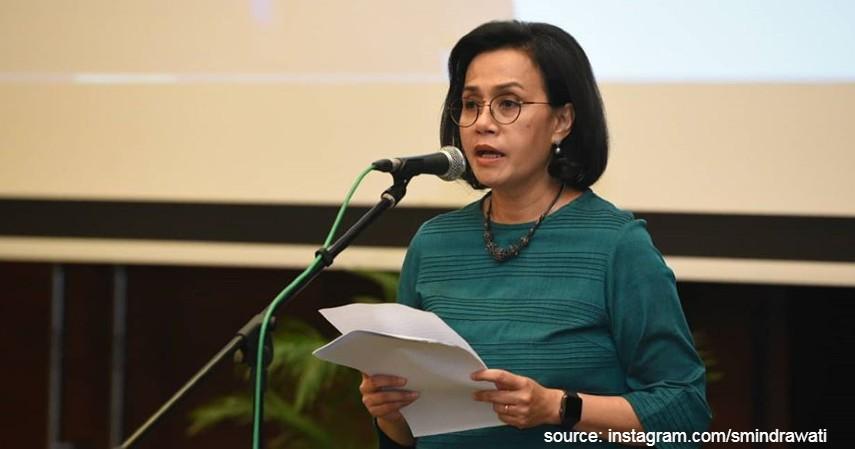 Sri Mulyani Menteri Keuangan Indonesia - Berantas Corona jadi Tugas Berat Kartini Masa Kini