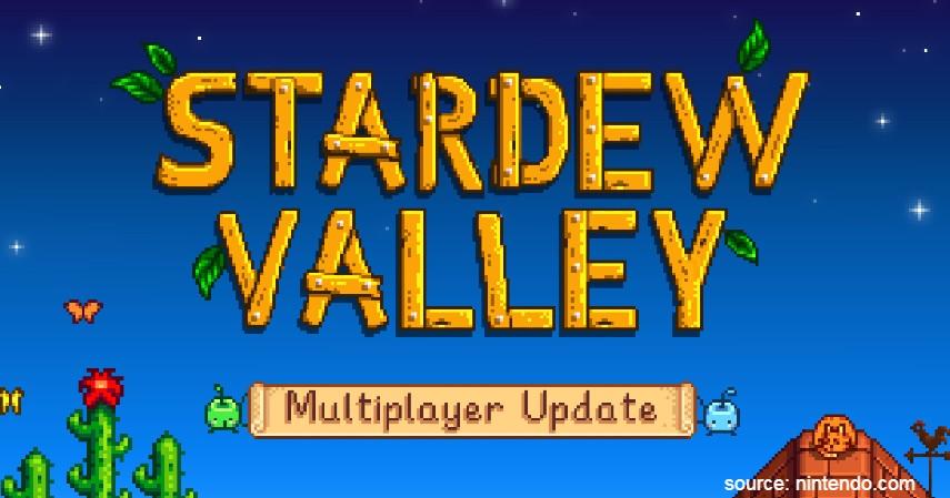 Stardew Valley - Game Nintendo Switch Terbaik yang Bikin Kamu Gak Bisa Berhenti Main