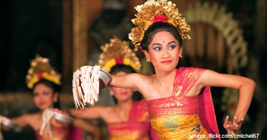 Tari Pendet - Hari Tari Sedunia Ini 5 Tarian Indonesia yang Sudah Mancanegara