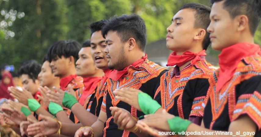 Tari Saman - Hari Tari Sedunia Ini 5 Tarian Indonesia yang Sudah Mancanegara