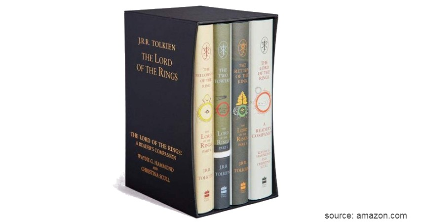 The Lord of The Rings - Hari Buku Internasional Buku Paling Laris di Dunia ini Wajib Kamu Baca