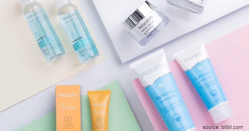 Wardah - Brand Makeup Lokal Terbaik 2020 Sudah Coba yang Mana