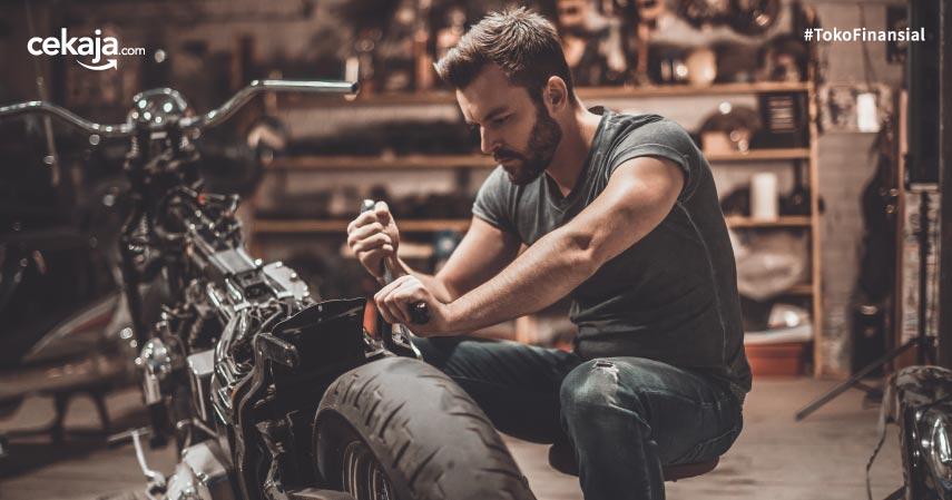 12 Penyebab Klaim Asuransi  Sepeda Motor Ditolak