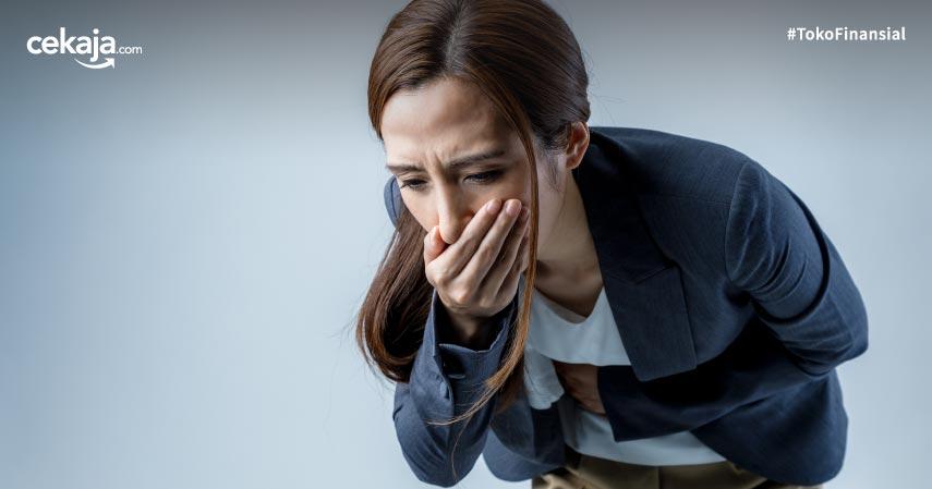 Ketahui 6 Penyebab Mual di Jam Kritis Puasa beserta Cara Mengatasinya