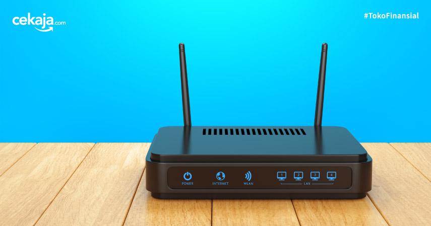 7 Daftar Merk Router WiFi Terbaik ini Bikin WFH Jadi Lancar!