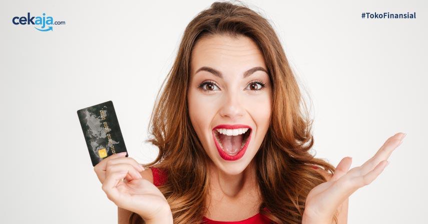 Cara memaksimalkan reward kartu kredit