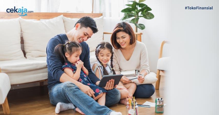 Cara siapkan dana keluarga