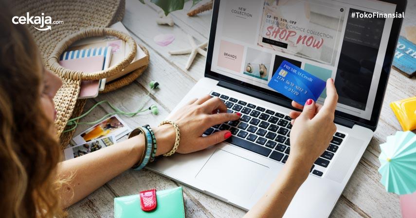 6 Kartu Kredit untuk Belanja Online ini Kasih Banyak Cashback, Cek Aja!