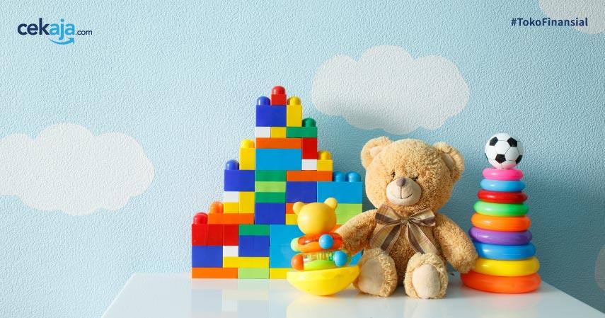 Asah Kreativitas Anak dengan Mainan Edukatif Tradisional ini, Yuk!