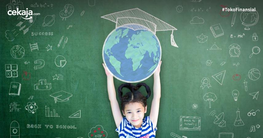 Siapkan Asuransi Pendidikan Anak di Tengah Pandemi Covid-19