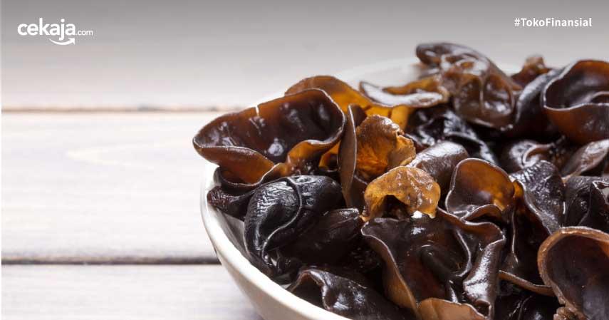 9 Manfaat Jamur Kuping, Ampuh Usir Penyakit Kronis