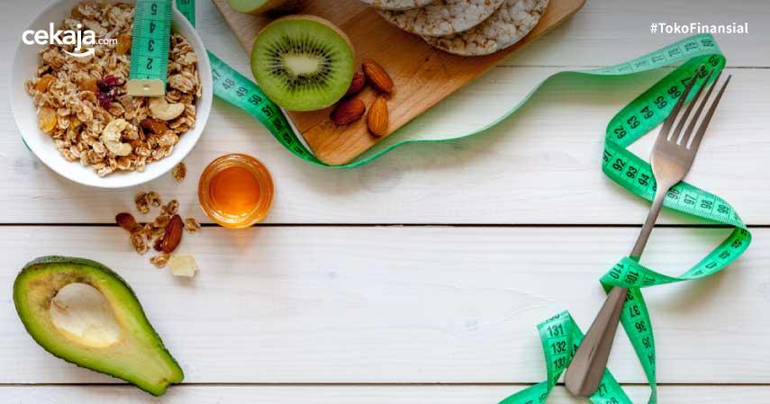 5 Jenis Makanan Diet yang Aman Bagi Penderita Maag
