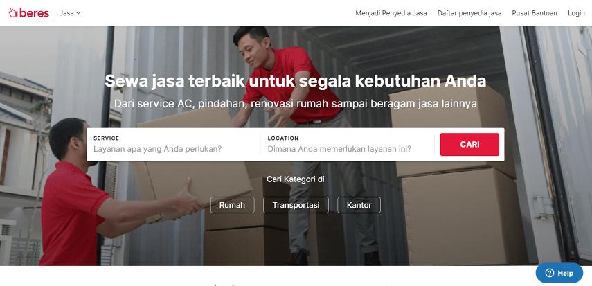 Beres - Ini Dia 5 Situs Penyedia Layanan Service AC Rumah Terbaik di Jakarta