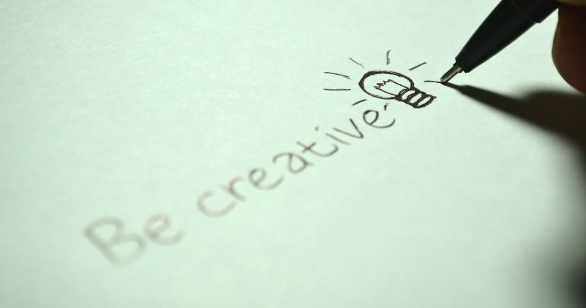 Berpikirlah kreatif jangan konsumtif - Lawan Pandemi Lewat Kemandirian Ekonomi Keluarga yuk
