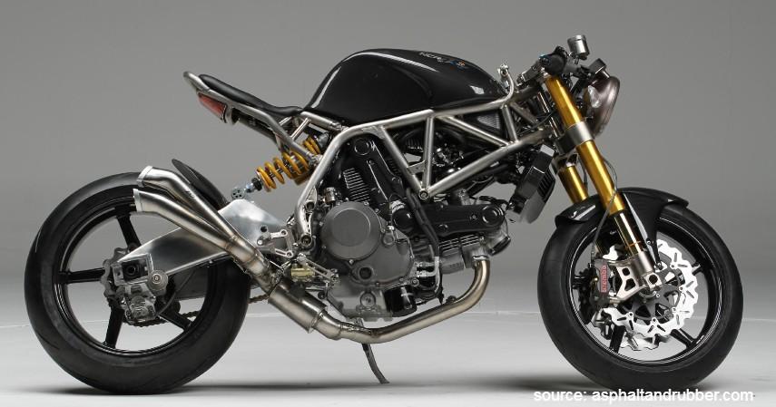 Ducati Testastretta NCR Macchia Nera Concept - 7 Motor Paling Mahal di Dunia ini Ada yang Capai Ratusan Milyar