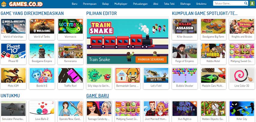 Games co id - Daftar Situs Penyedia Game Online 2020 Terbaik untuk Nemenin Masa WFH