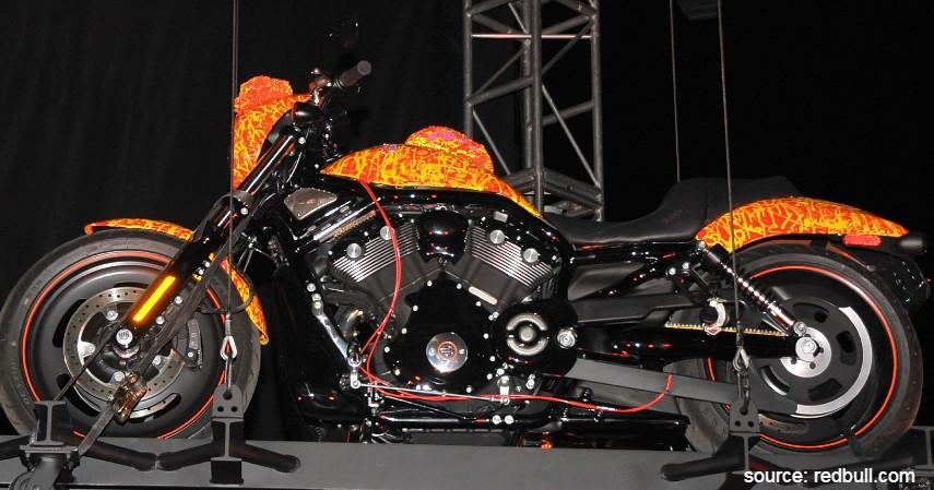 Harley Davidson Cosmic Starship - 7 Motor Paling Mahal di Dunia ini Ada yang Capai Ratusan Milyar