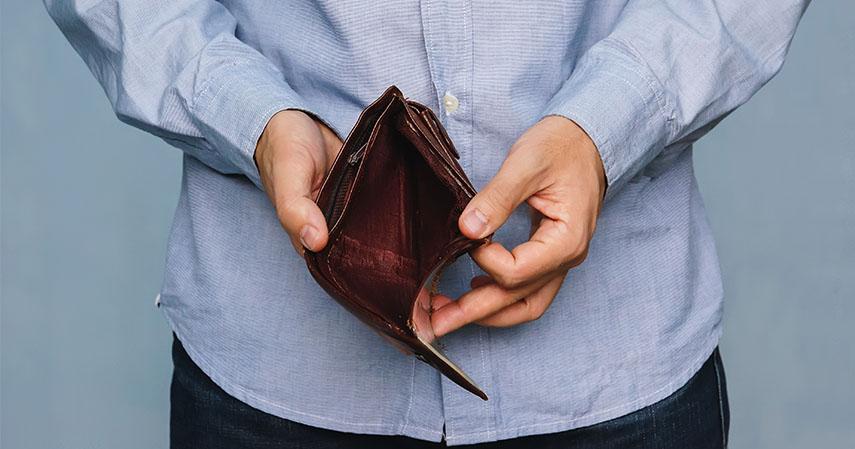 Jangan gunakan dana simpanan untuk belanja - Ini Jurus Aman dan Hemat Belanja Dari rumah Saat PSBB Dihentikan