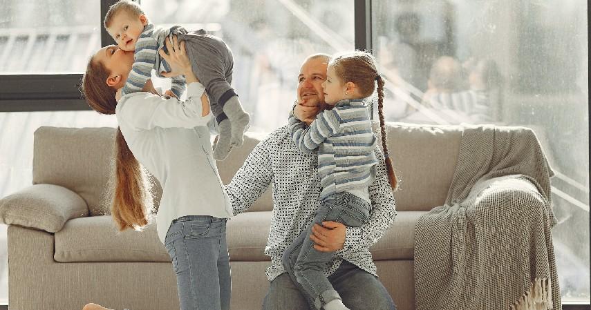 Kehidupan keluarga akan menjadi lebih hangat
