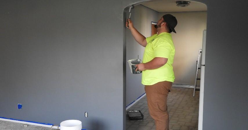 Mengecat Ulang Rumah - 8 Tips Mempersiapkan Lebaran di Rumah Ini Wajib Dilakukan