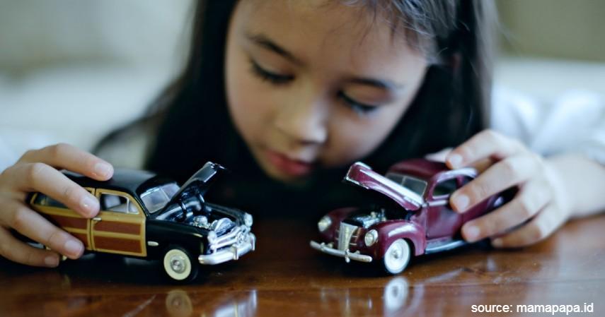 Mobil mobilan - Asah Kreativitas Anak dengan Mainan Edukatif Tradisional ini