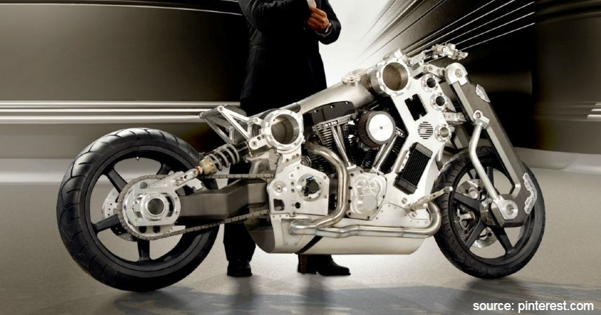 Neiman Marcus Limited Edition Fighter - 7 Motor Paling Mahal di Dunia ini Ada yang Capai Ratusan Milyar