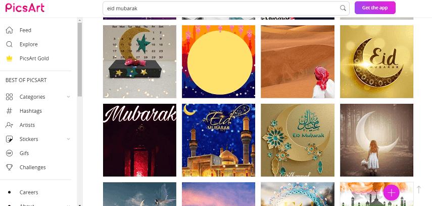 PicsArt - Cara Bikin Kartu Lebaran Digital Keren Bermodal Aplikasi