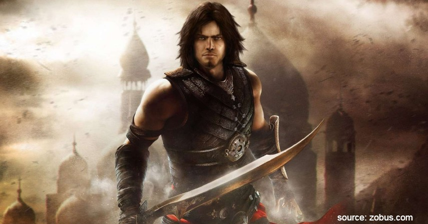Prince of Persia The Forgotten Sands - 7 Game Nintendo Wii Terbaik 2020 Paling Seru