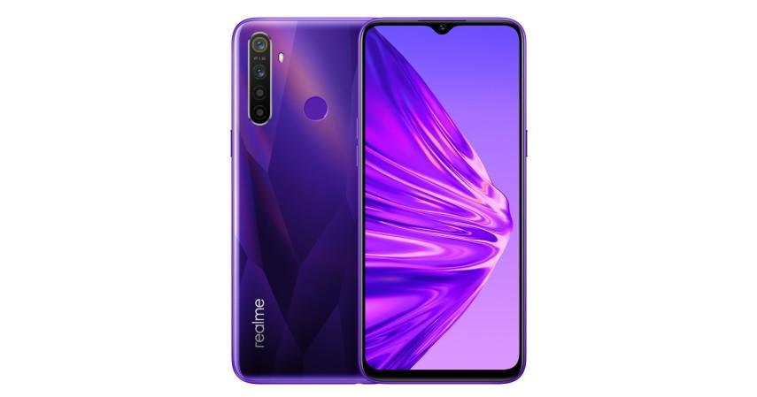 Realme 5 - Daftar Ponsel Low-End Terbaik 2020 Miliki dan Pakai Asuransi Elektronik Sinarmas