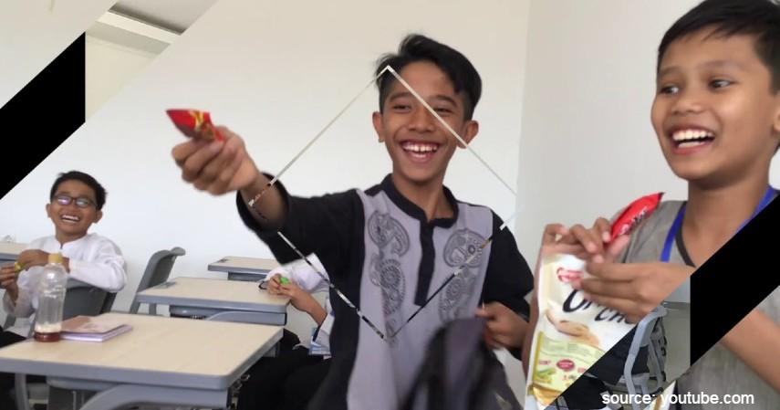 SMP Al Azhar Cairo Bandung - Daftar SMP Swasta Terbaik di Bandung dan Biaya Masuknya