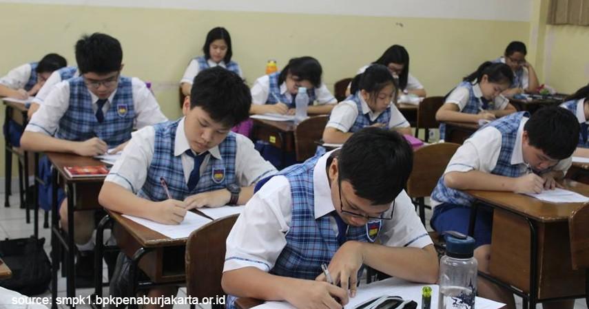 SMP Kristen 1 BPK Penabur - Daftar SMP Swasta Terbaik di Bandung dan Biaya Masuknya