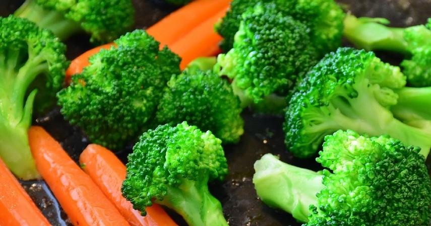 Sayuran Rendah Asam - 5 Jenis Makanan Diet yang Aman Bagi Penderita Maag
