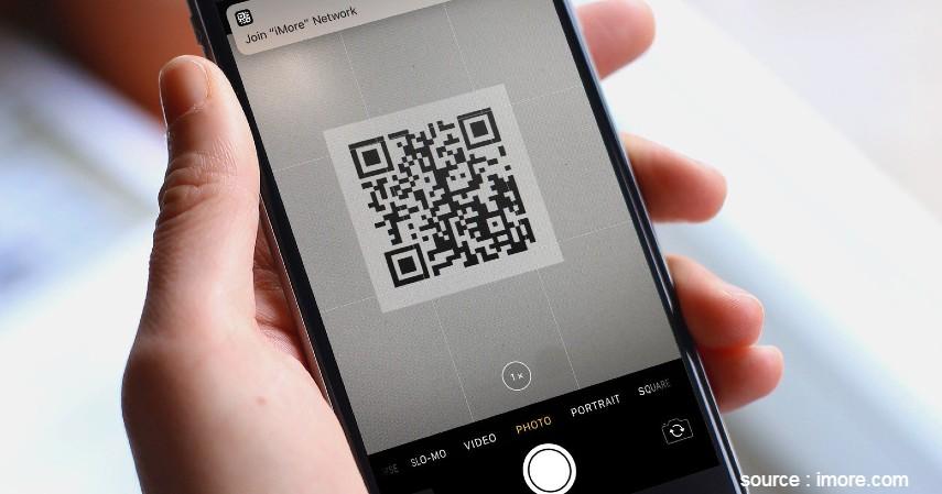 Scan QR Code - Fitur Rahasia Smartphone iPhone dan Android yang Belum Kamu Ketahui