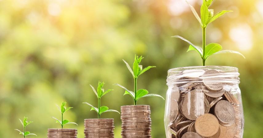 Sisihkan Pendapatan untuk Menabung atau Investasi - Tips Berhemat Setelah Lebaran