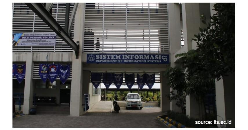 Sistem Informasi - Jurusan Paling Favorit di Institut Teknologi Sepuluh Nopember