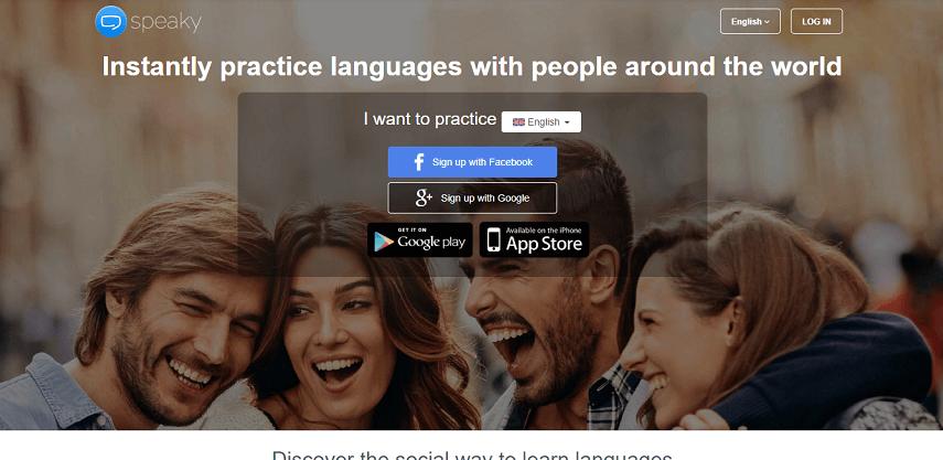 Speaky com - 5 Situs Pelatihan Gratis Buat yang Susah Daftar Program Prakerja