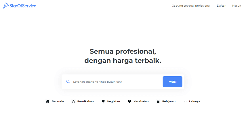 Star of Service - Ini Dia 5 Situs Penyedia Layanan Service AC Rumah Terbaik di Jakarta