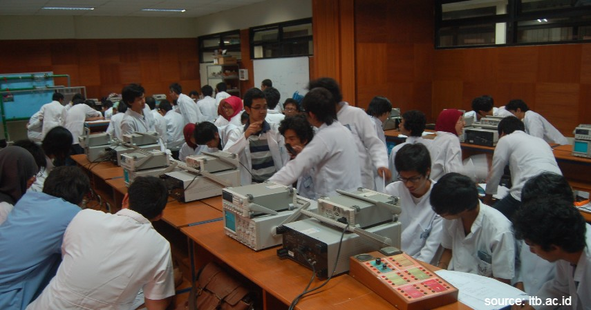 Teknik Fisika - FTI - Jurusan Paling Favorit di Institut Teknologi Bandung