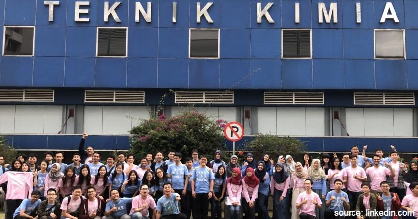 Teknik Kimia - FTI - Jurusan Paling Favorit di Institut Teknologi Bandung