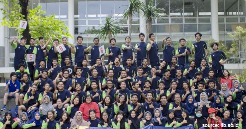 Teknik Perminyakan - FTTM - Jurusan Paling Favorit di Institut Teknologi Bandung