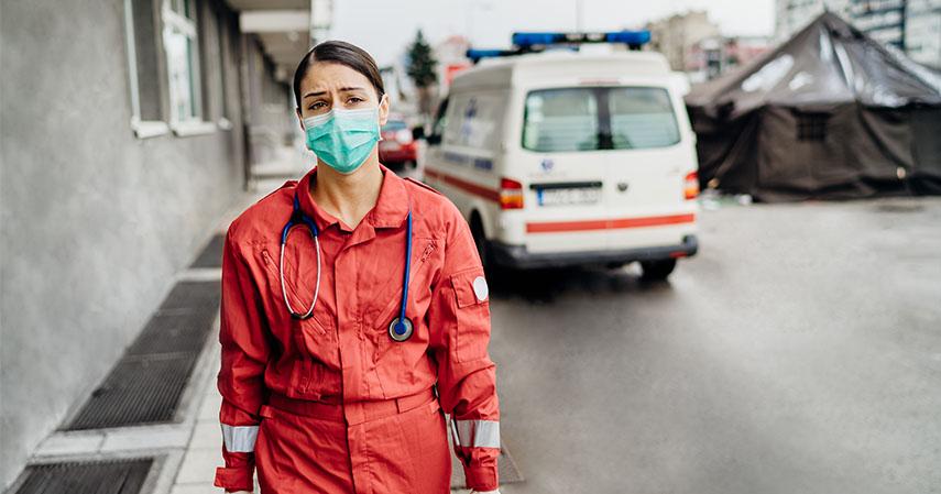 Terinfeksi dan meninggal dunia - 7 Pengorbanan Perawat Selama Corona Layak Punya Asuransi Kesehatan Ciputra