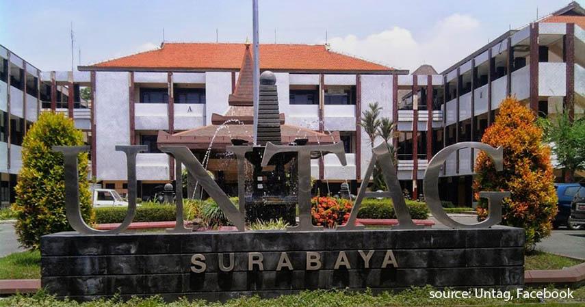 Universitas 17 Agustus 1945 - 5 Universitas Swasta Terbaik di Surabaya dan Biaya Masuknya 2020
